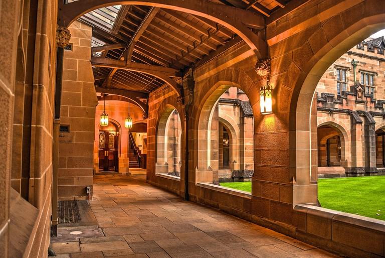 University of Sydney © Jason Tong / Flickr