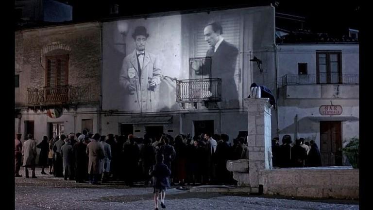 Cinema Paradiso film still