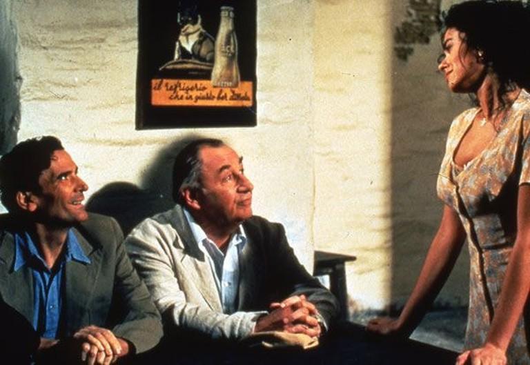 Il Postino (The Postman) film still