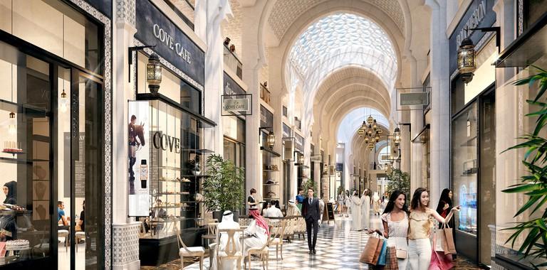 Luxury Arcade at Dubai Square