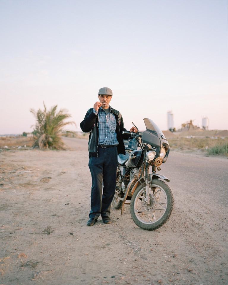 Rashid, Egypt, from the series Odyssey