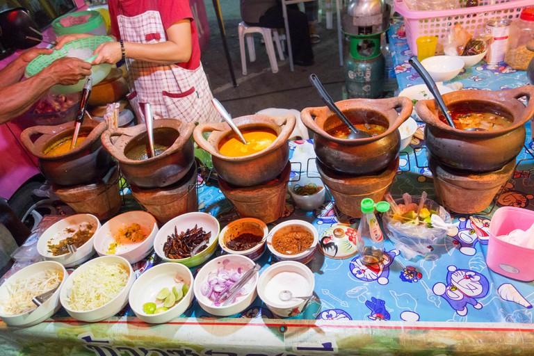 Food in Krabi