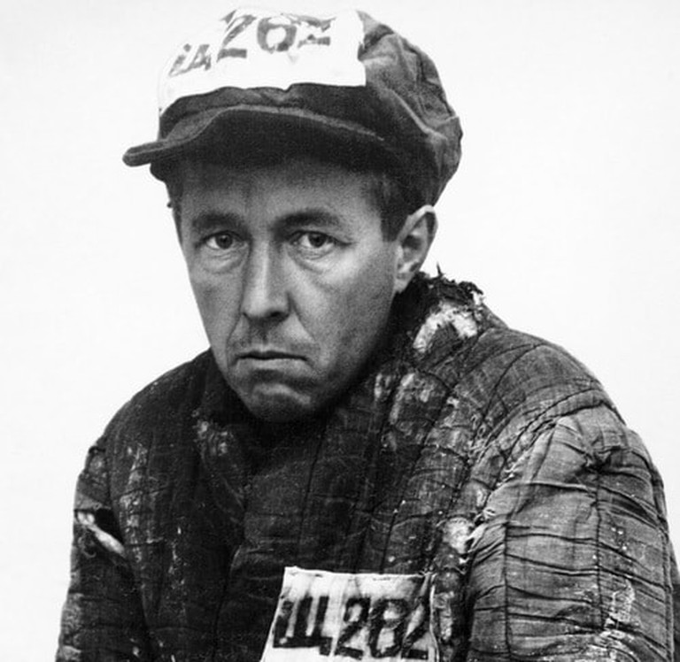 Image result for solzhenitsyn prisoner gulag
