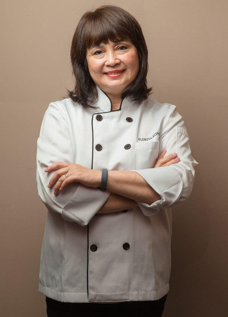 Chef Florita Alves Macau
