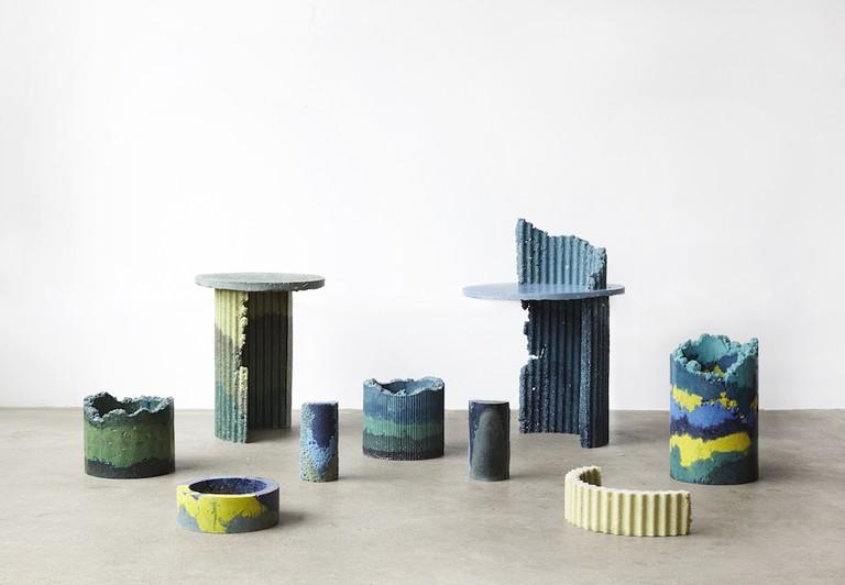 London Design Fair_Charlotte Kidger_Material of the Year_Plastic Beyond the Chipper
