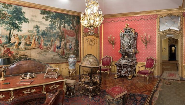 Inside Accorsi – Ometto: Museo di Arti Decorative   Courtesy Accorsi - Ometto: Museo di Arti Decorative