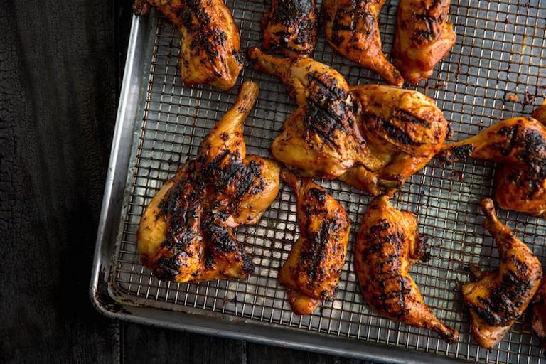 Brine Chicken Tray