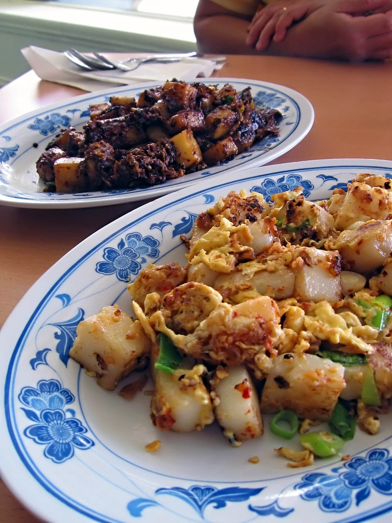 Chai Tow Kway Wikicommons