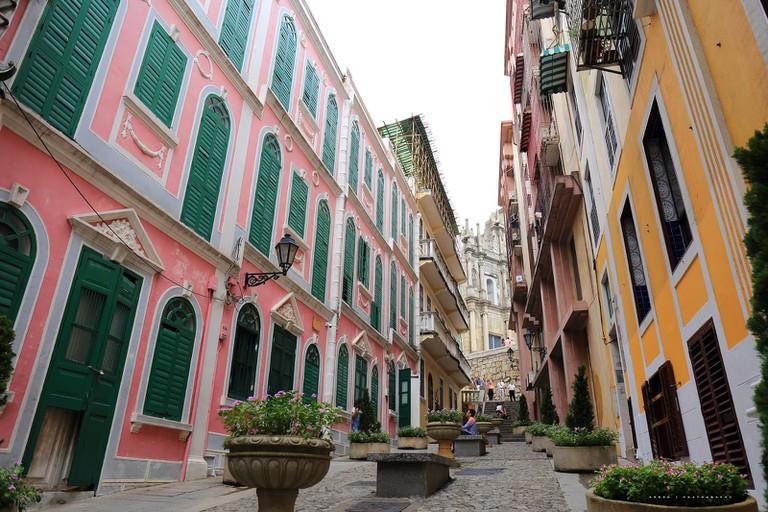 Lover's Lane Macau