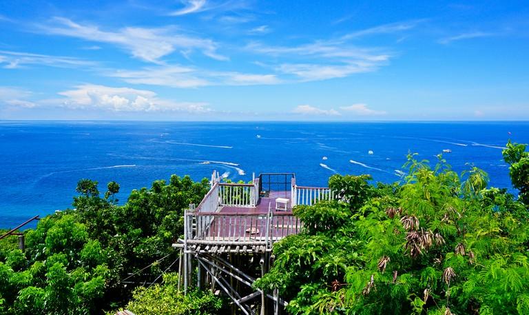 Mt Luho, Boracay Aklan, Philippines.