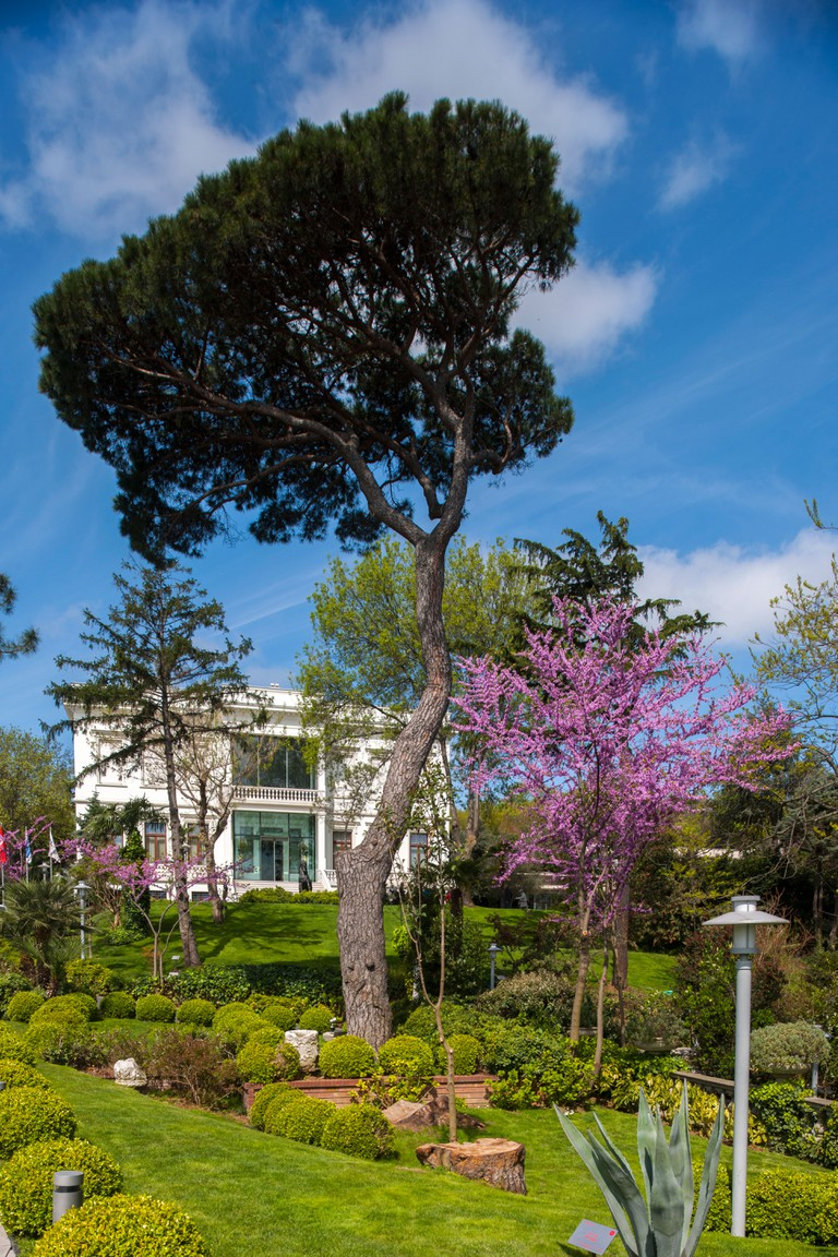 Istanbul, Sariyer, Emirgan, Sakip Sabanci Museum