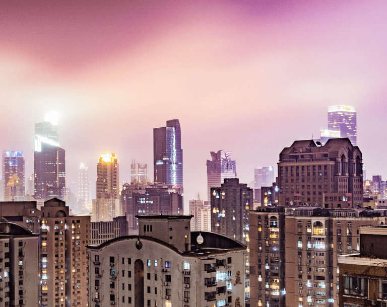 The city of Shanghai has undergone some of the fastest and most dramatic changes over recent years © David Veksler / Flickr