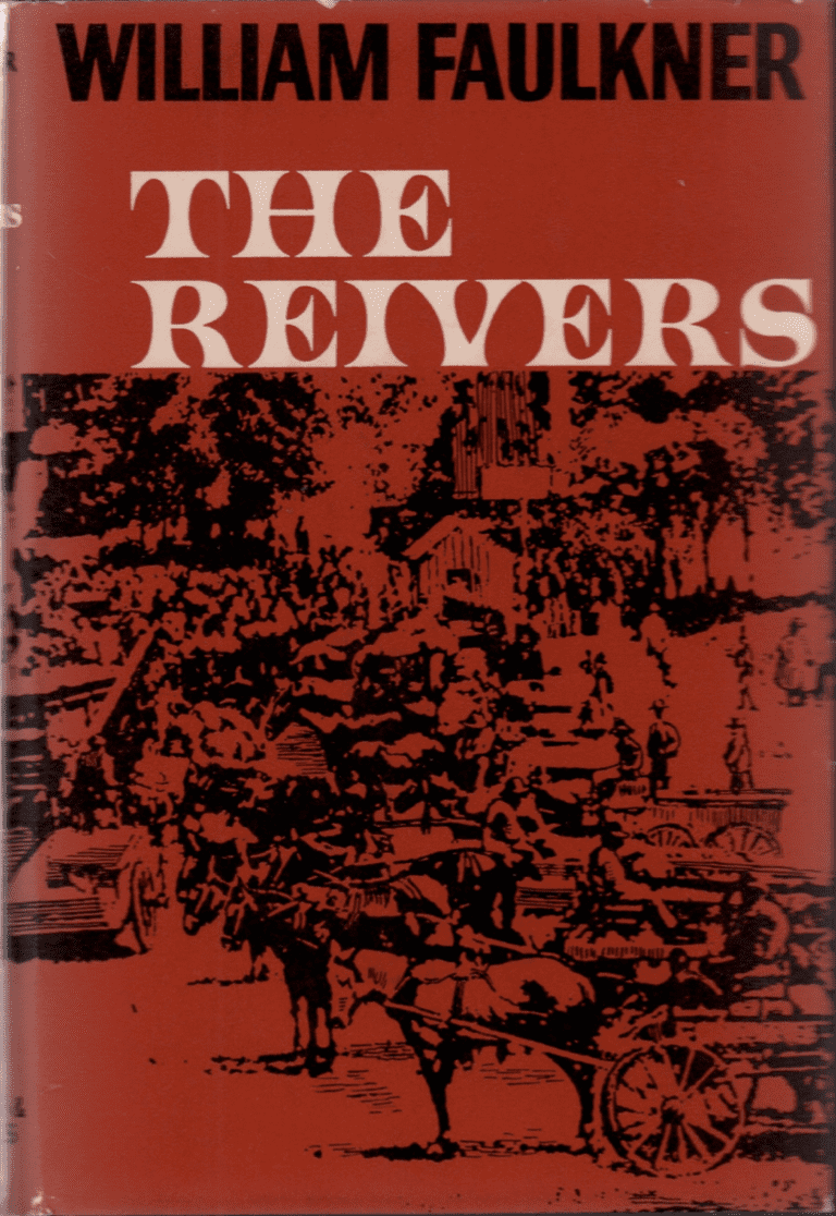 The Reivers  © Chatto & Windus