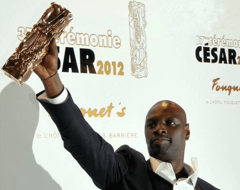 Best Actor Recipient Omar Sy | © JJ Georges/WikiCommons