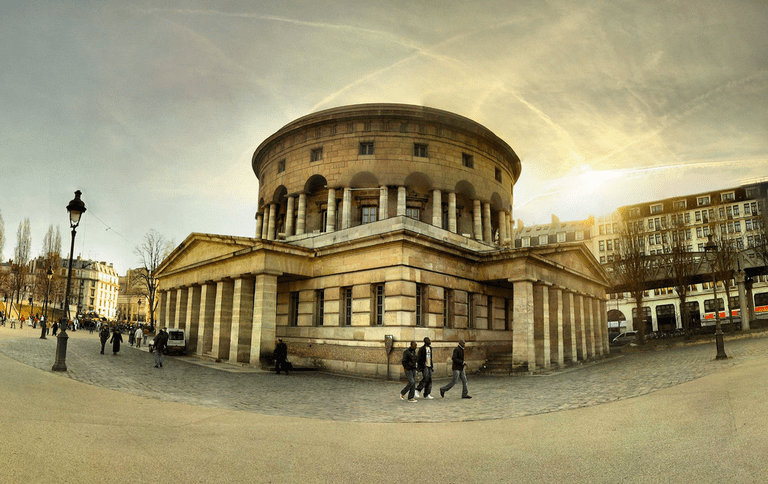 La Rotonde | ©Panoramas/Flickr