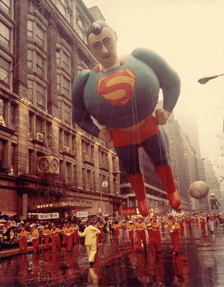 Superman 1966 | © Courtesy of Macy's