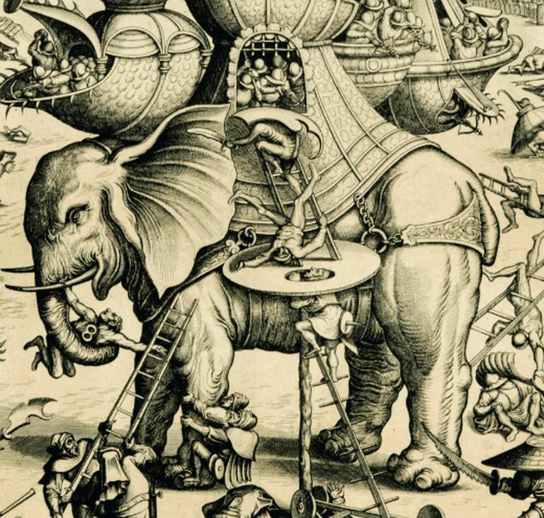 Bosch Grand Tour | Terugkeer van de olifant | Courtesy of Jheronimus Bosch 500