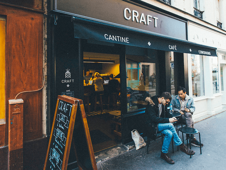 CRAFT | Courtesy of CRAFT, © Puxan BC