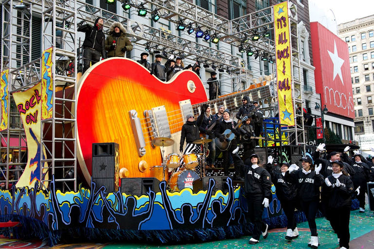 IT'S ALL ROCK & ROLL by Gibson Brands® | © Courtesy of Macy's