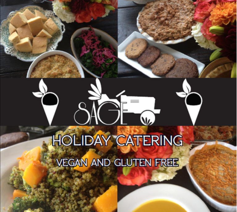 Sage Holiday Catering