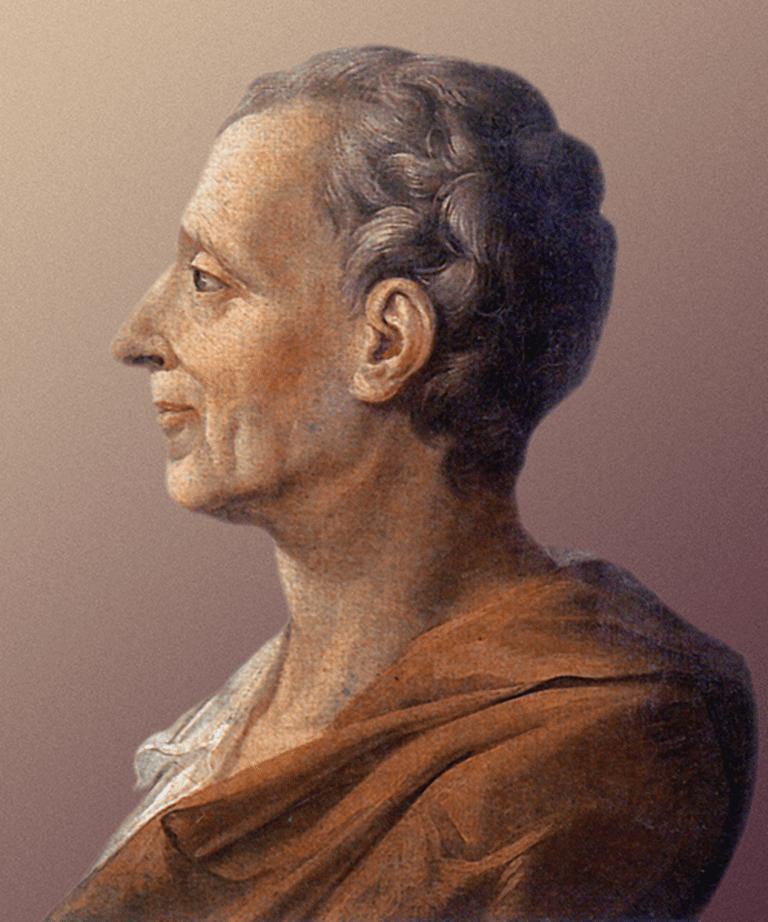 Montesquieu   © Unknown/WikiCommons