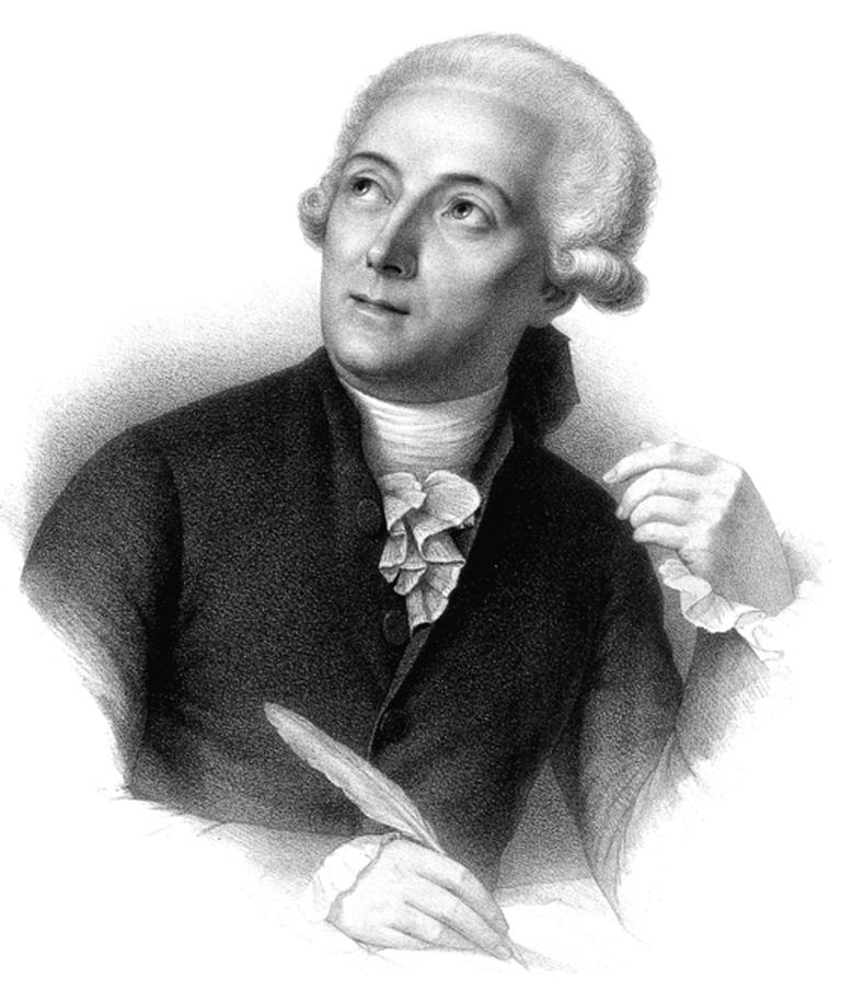 Lavoisier   © Franois Séraphin/David Pinoct/WikiCommons