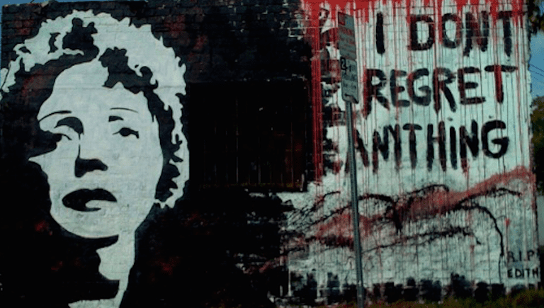 Edith Piaf | © paul stumpr/Flickr