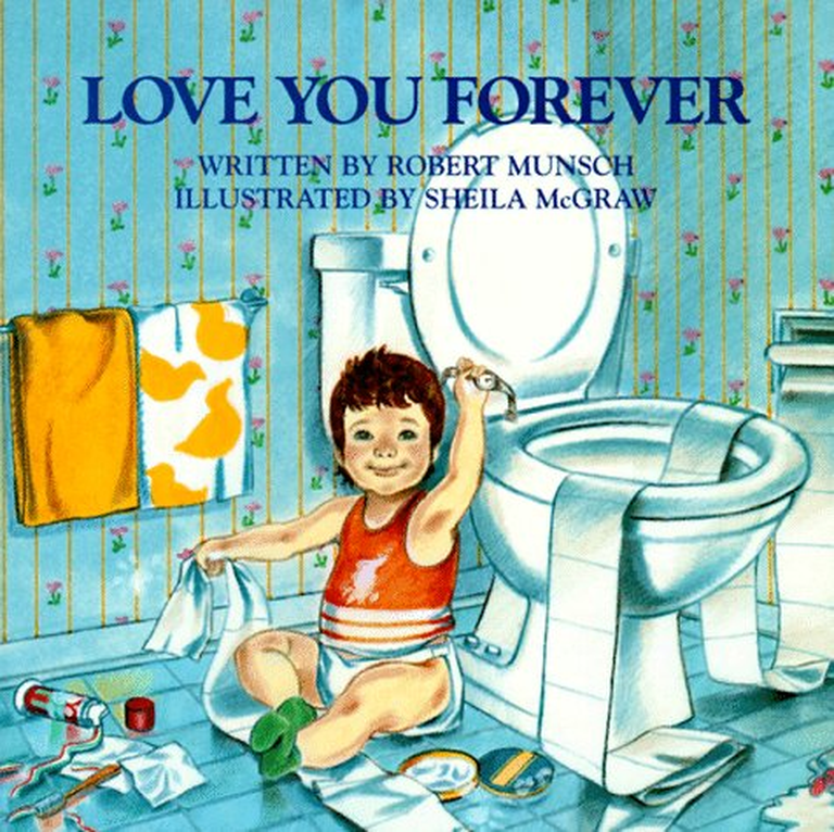 Love You Forever | © Firefly Books