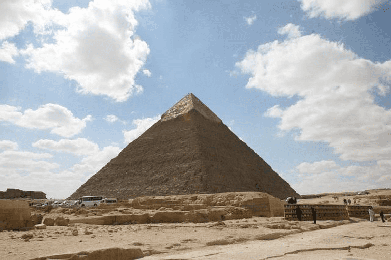 Pyramid Giza │© elementus / Pixabay
