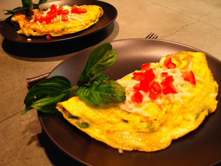 Omelets|©Nathan Borror/Flickr
