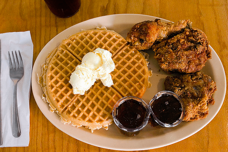 Chicken n Waffles|©Elliot