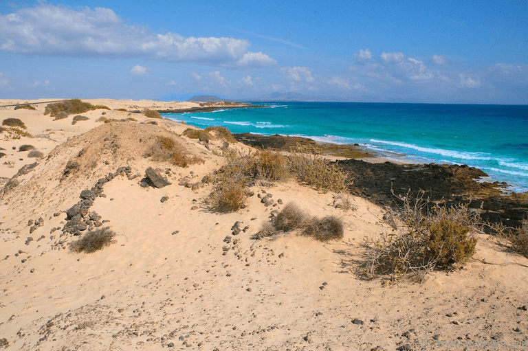 The dunes of Corralejo | © Canary Islands Photo/Flickr