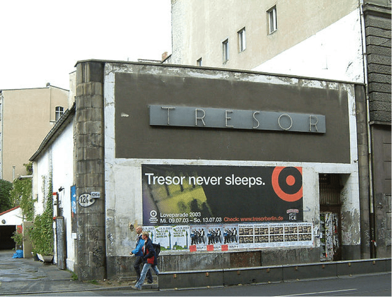 Tresor Berlin | © Michael Brossmann/WikiCommons