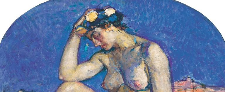George Desvallières | Courtesy of the Petit Palais