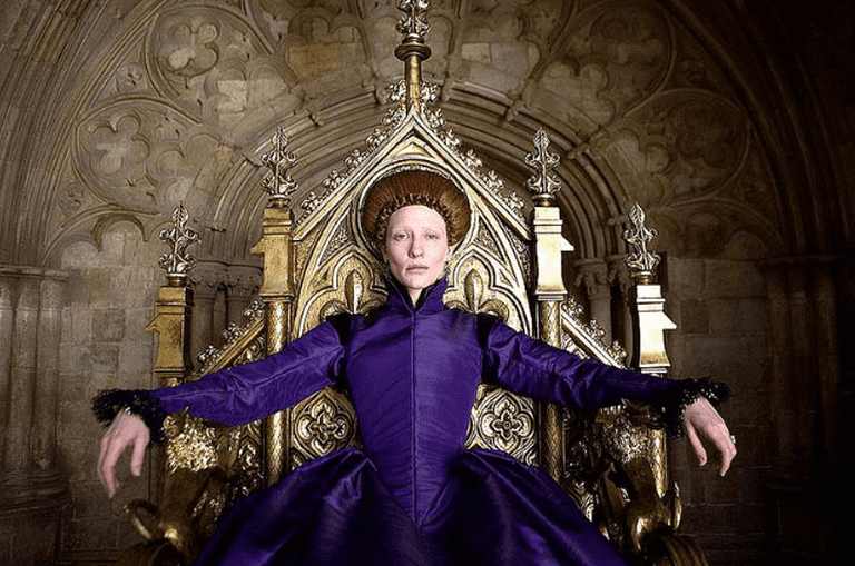 Cate Blanchett as Elizabeth | © The Coincidental Danny / Flickr
