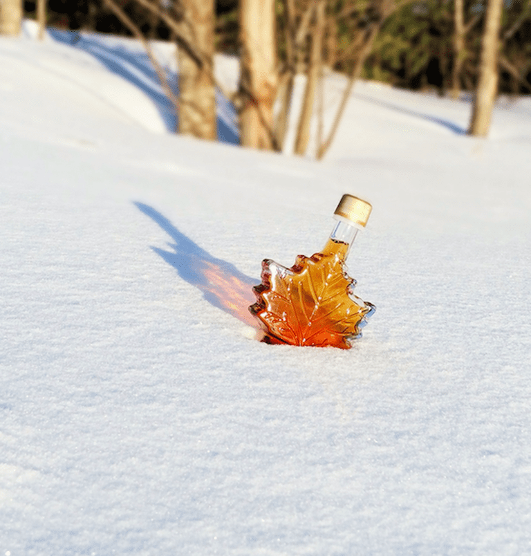 Maple Syrup Snow   © Yodyodyo / Pixabay