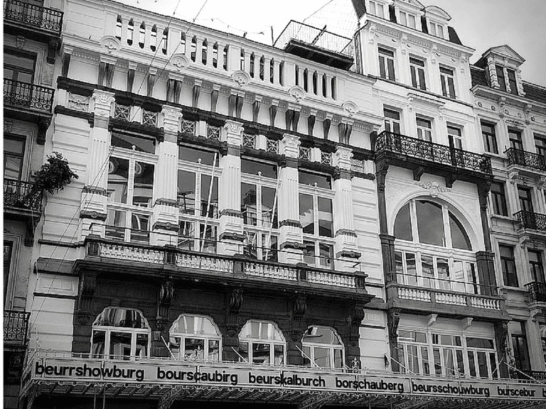 beursschouwburg |© Wikimedia Commons