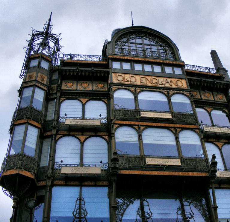 Brussels Musical Instruments Museum   David Spender/Flickr