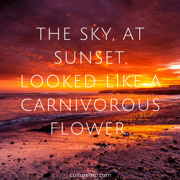13 Literary Quotes On Sensational Sunsets