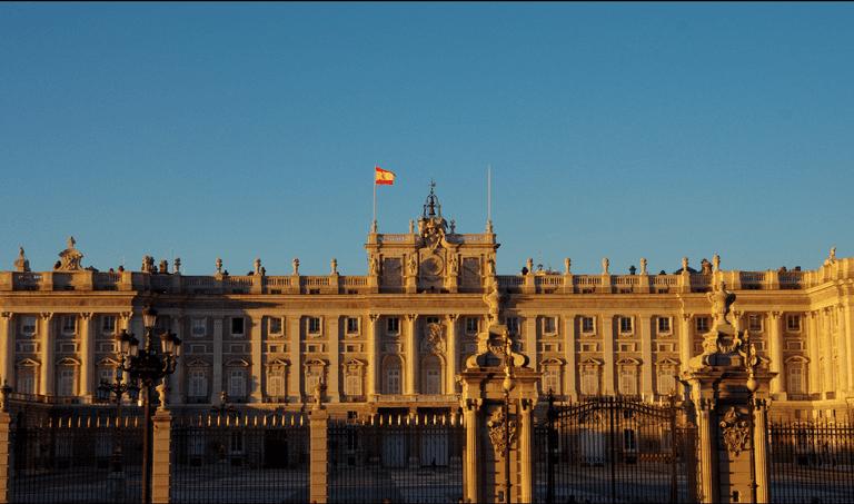 Palacio Real   © Laura Kauffmann