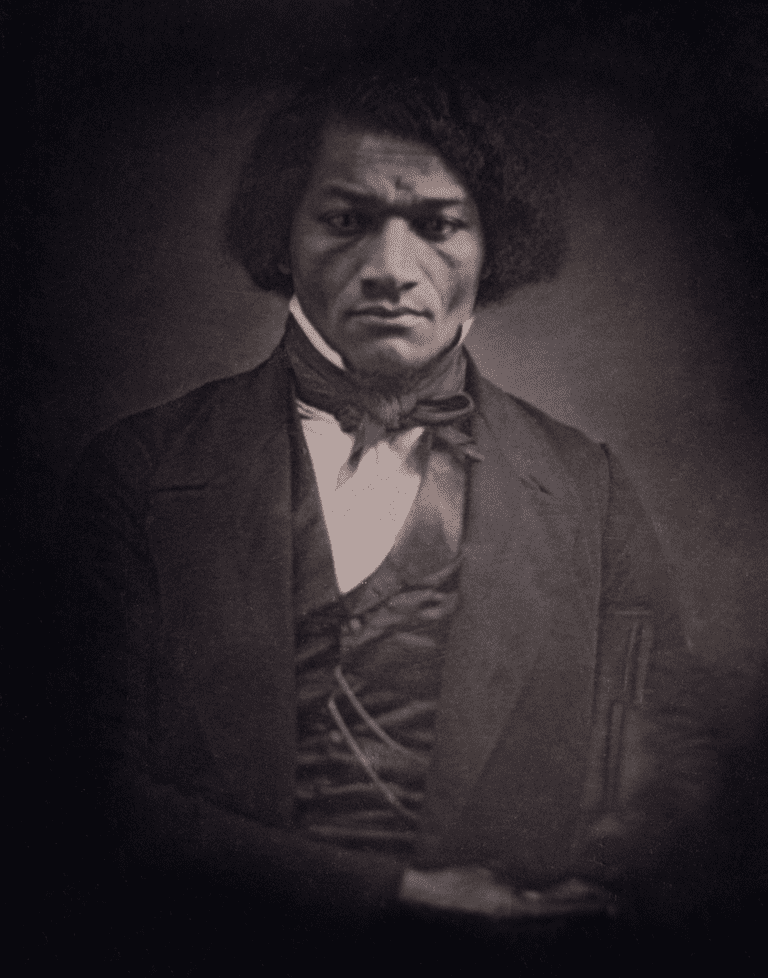Frederick Douglass   © Unknown/WikiCommons