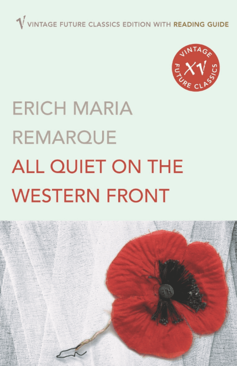 All Quiet On The Western Front | © Vintage Classics
