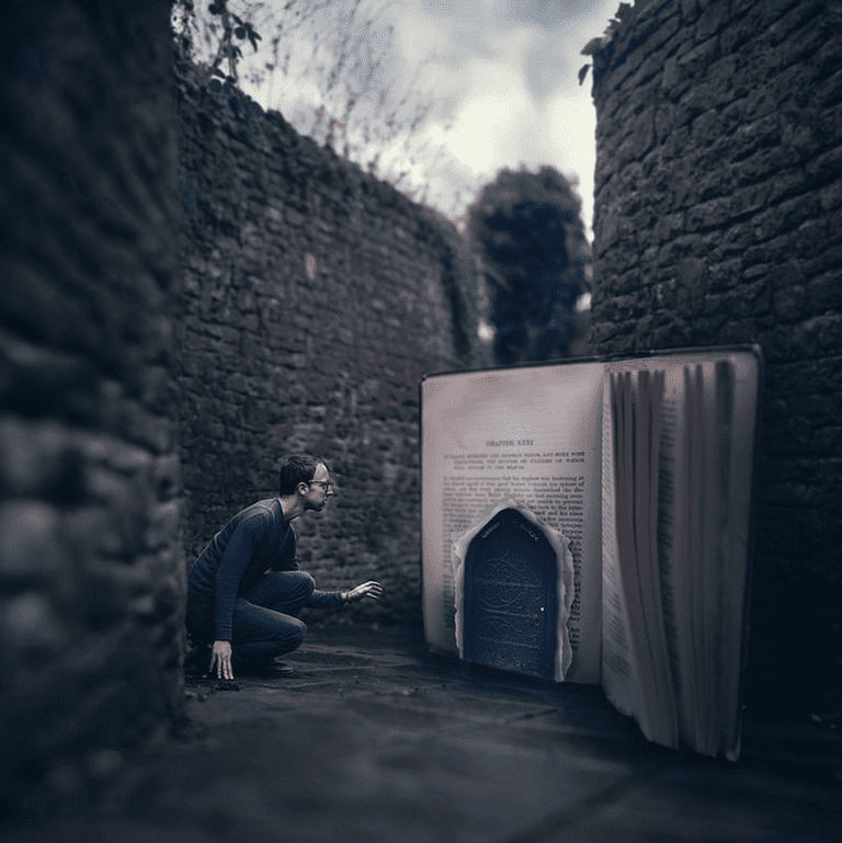 Led To Adventure | © Joel Robison