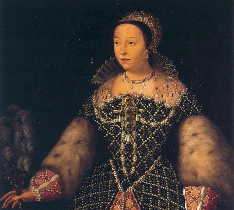 Catherine De' Medici|© Susanne Girndt/Flickr