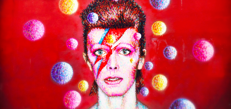 David Bowie | © Louise McLaren:Flickr