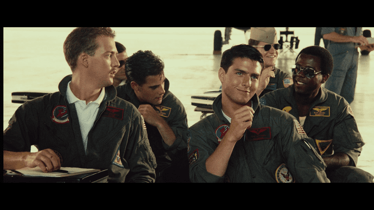 Goose and Tom, Top Gun | © Paramount Pictures