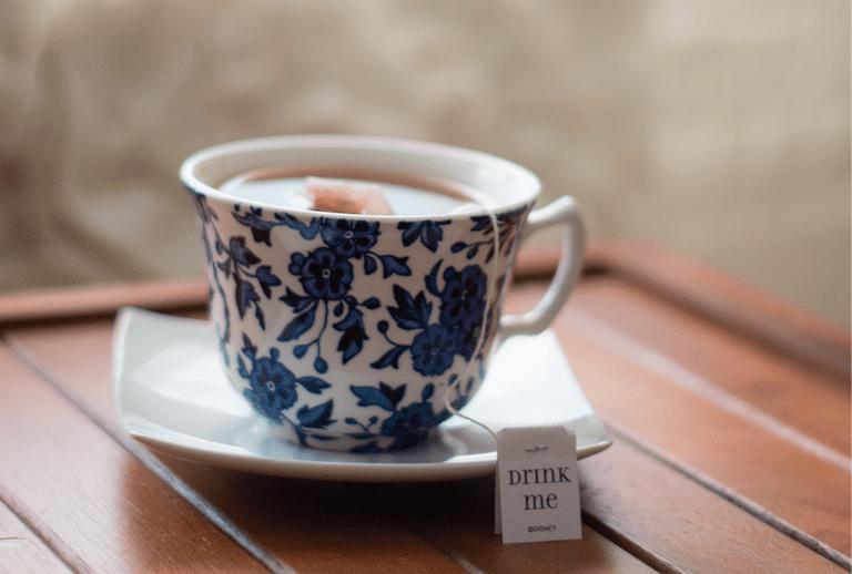 Tea | © Morgan Sessions/Unsplash