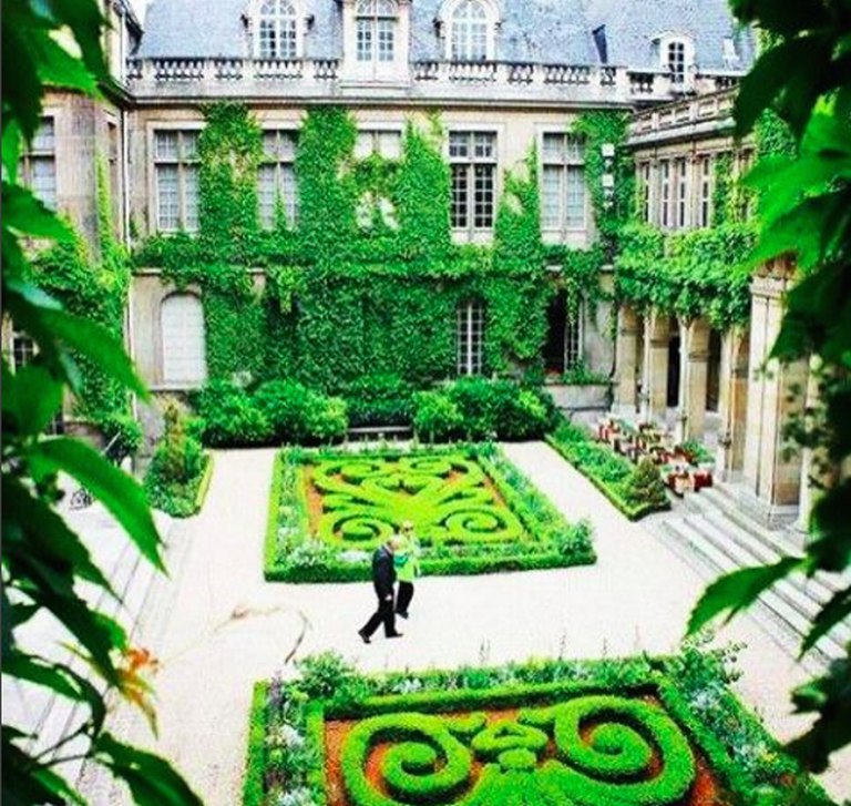Carnavalet | Courtesy of Katherine Almeira
