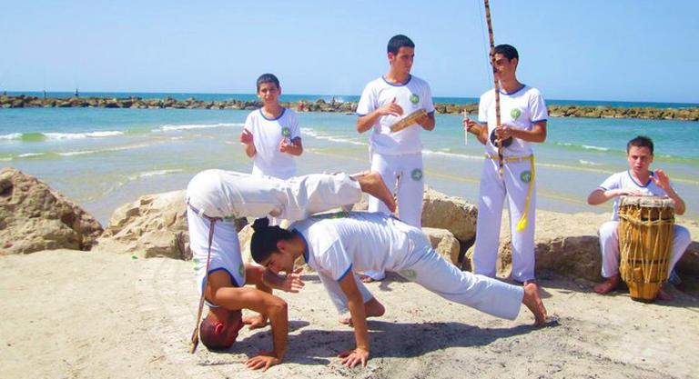 Capoeira in Israel| © Peito Capoeira MB/Facebook