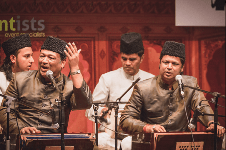 The Warsi Brothers / Courtesy Blue Frog